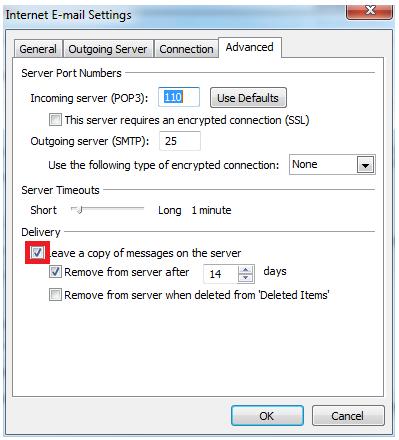 Cara Setting Outlook Agar Email Tidak Hilang Tips Dan Trik