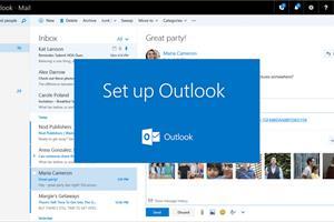 Cara Setting Outlook Agar Email Tidak Hilang